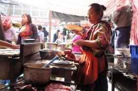 Marché public Chichicastenango