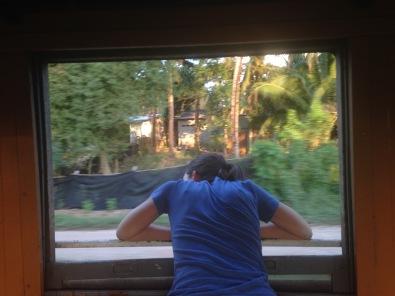 Train trang-bangkok
