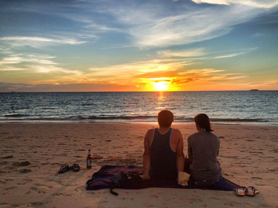 Sunset Koh Lanta