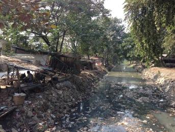 Déchets à Mandalay