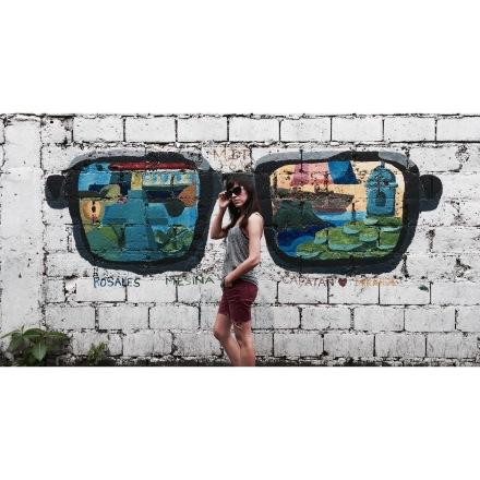 Manille, graffiti