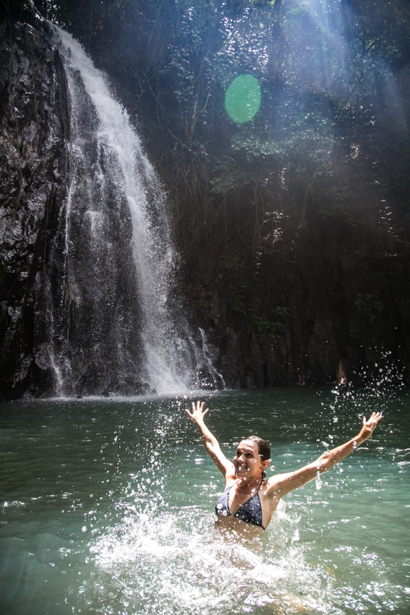 Tak Tak Falls, Nord de Siargao, Philippines. Photo Jerome Hof