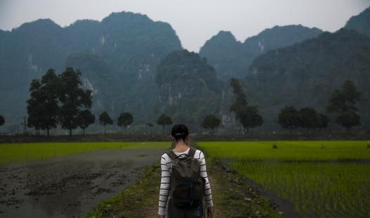 Ninh Binh, photo Jerome Hof